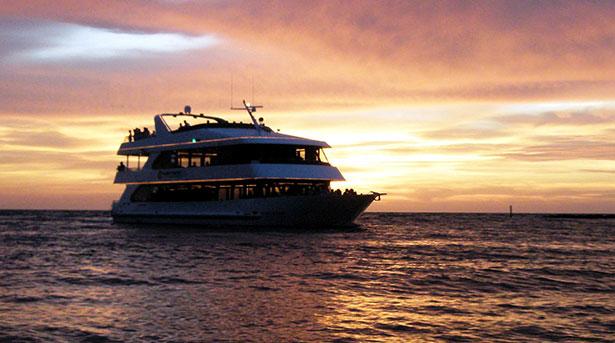 Augusta Sunset Dinner Cruises