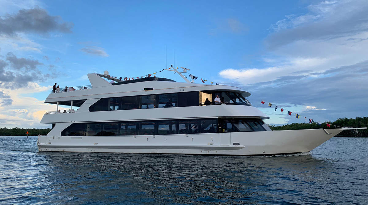 Augusta Afternoon and Sunset Sightseeing Cruises